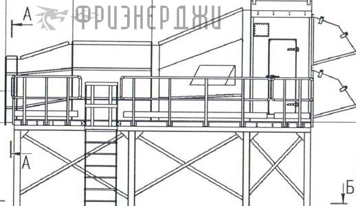 Кожухотрубный испаритель WTK SCE 343 Бузулук